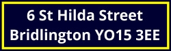 Address for St Hilda Guest House Bridlington