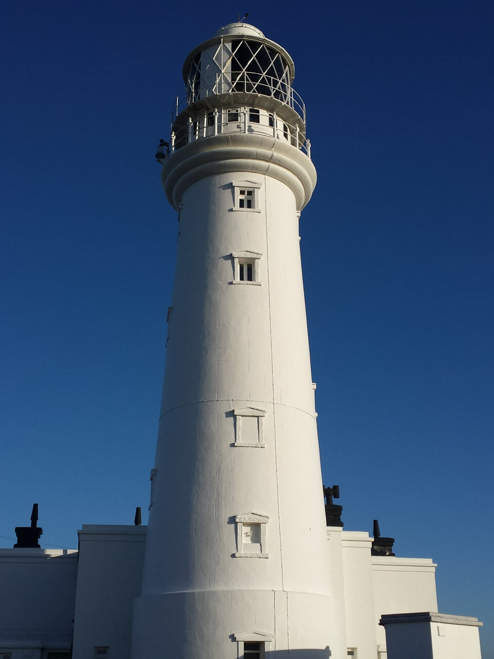 Local Attraction Flamborough Lighthouse featured by St Hilda Guest House Bridlington