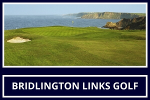 Local Attraction Bridlington Links Golf Club featured by St Hilda Guest House Bridlington