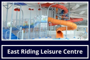Local Attraction East Riding Leisure featured by St Hilda Guest House Bridlington