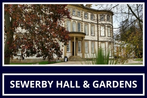 Local Attraction Sewerby Hall & Gardens featured by St Hilda Guest House Bridlington