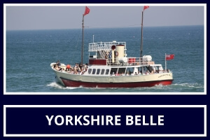 Local Attraction Yorkshire Belle featured by St Hilda Guest House Bridlington