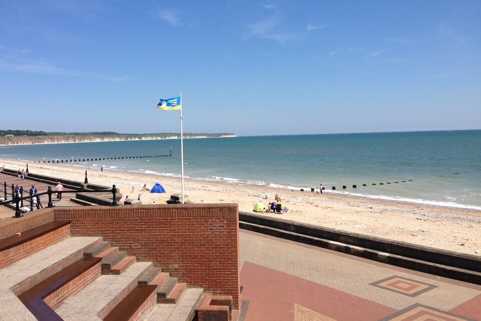 St Hilda Guest House Contact us page Bridlington North Beach