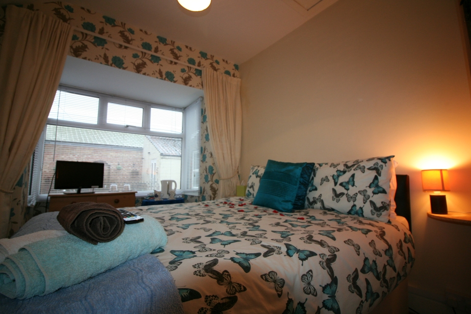In our gallery St Hilda Guest House double bedroom room 1