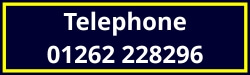 Telephone number for St Hilda Guest House Bridlington
