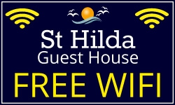 Free Wifi available at St Hilda Guest House Bridlington