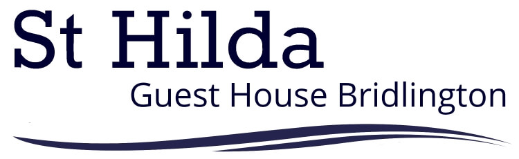 St Hilda Guest House Bridlington Logo Header