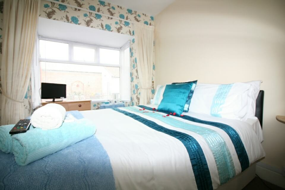 St Hilda Guest House Bridlington Room 1