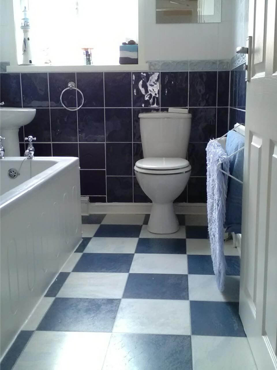 In our gallery St Hilda Guest House shared bathroom